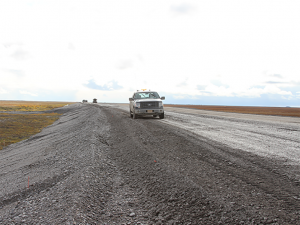 Dalton Hwy Reconstruction