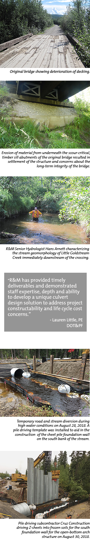 Overcoming Challenging Conditions with Innovative Culvert
